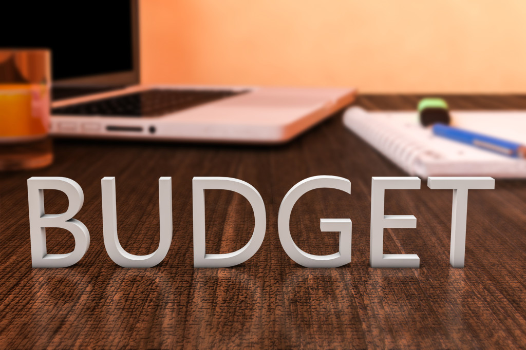 simplify your budget