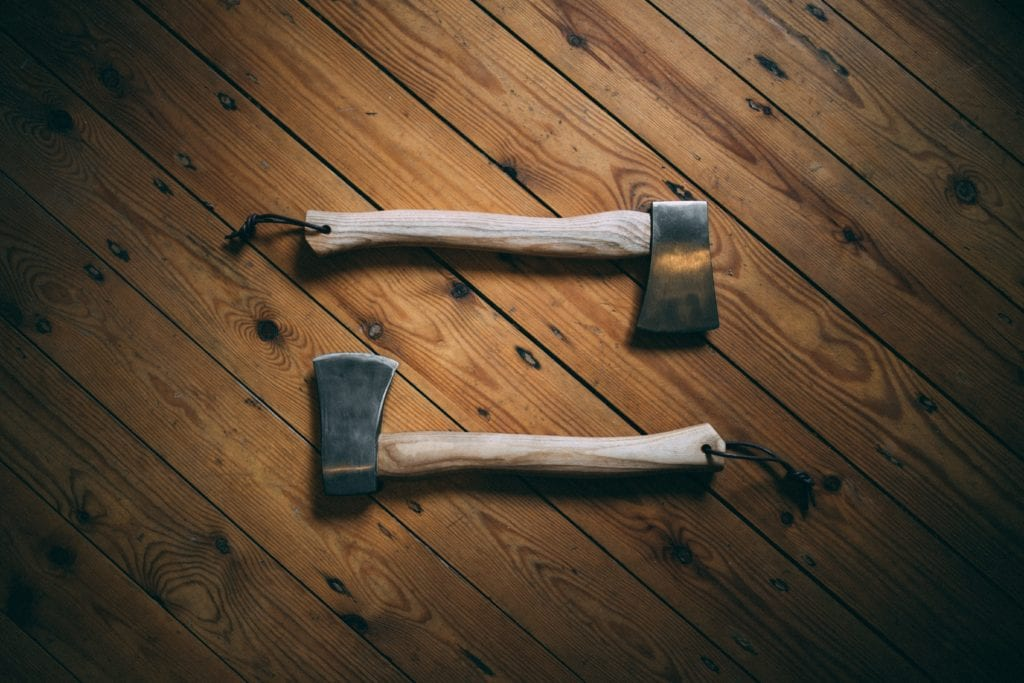 Hatchet Jack's Axes